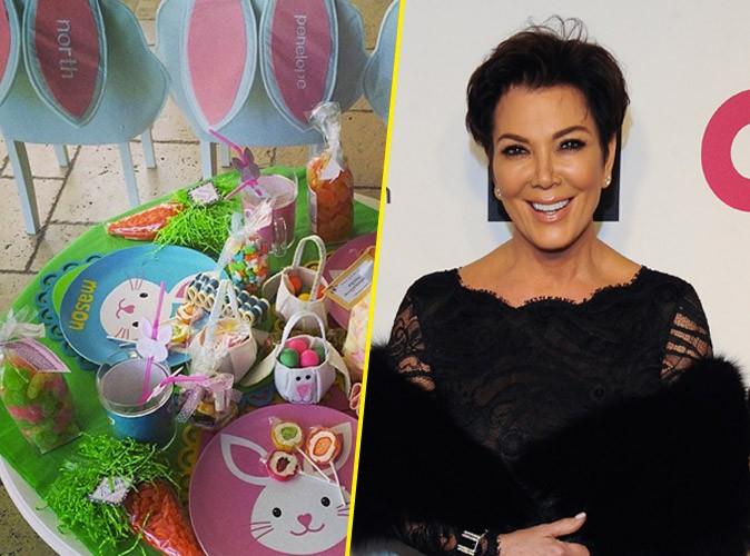 Kris Jenner : prête à jouer les cloches pour ses petits-enfants, North, Mason et Penelope !