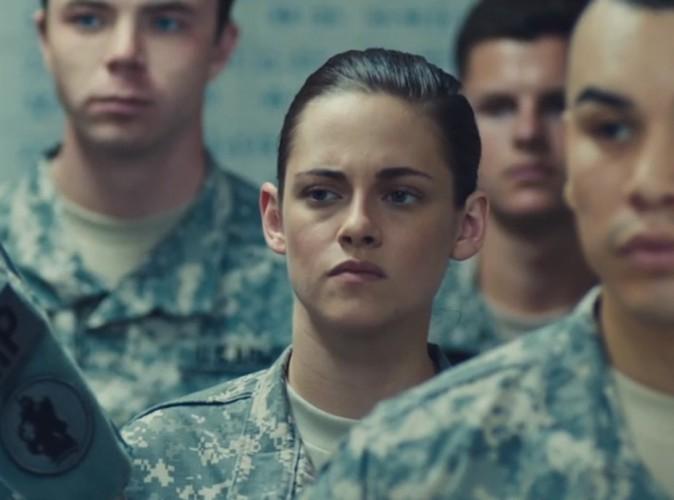"""Kristen Stewart : bouleversante dans le trailer de """"Camp X-Ray""""... Découvrez les premières images !"""