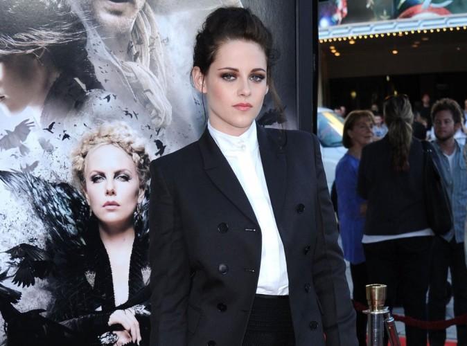 """Kristen Stewart : elle tournera bien dans la suite de """"Blanche-Neige et le chasseur""""... Mais sans Rupert Sanders aux commandes !"""