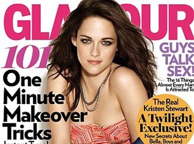 """Kristen Stewart : """"en amour il ne faut pas être un trou du c** !"""""""