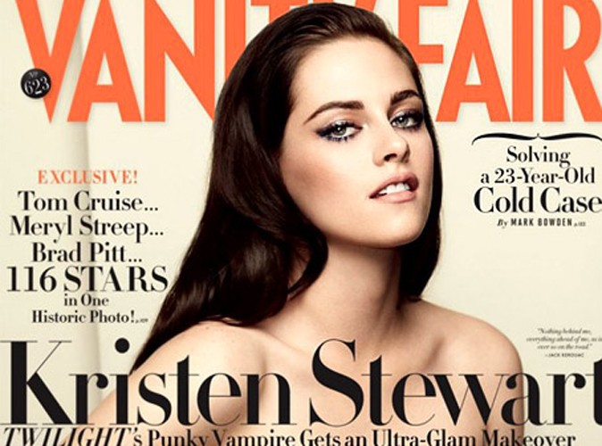 Kristen Stewart : on se moquait d'elle au collège parce qu'elle ne se rasait pas les jambes !