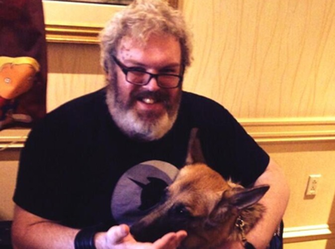 Kristian Nairn (Game of Thrones) : Hodor a fait son coming out !