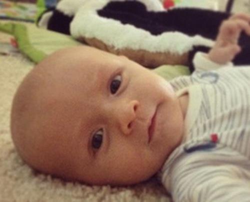 Kristin Cavallari : dîtes bonjour à Jaxon Wyatt, son fils de 2 mois !