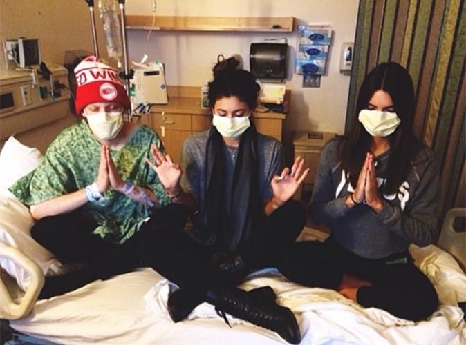 Kylie et Kendall Jenner : toujours présentes pour soutenir Harry Hudson, leur ami atteint d'un cancer !