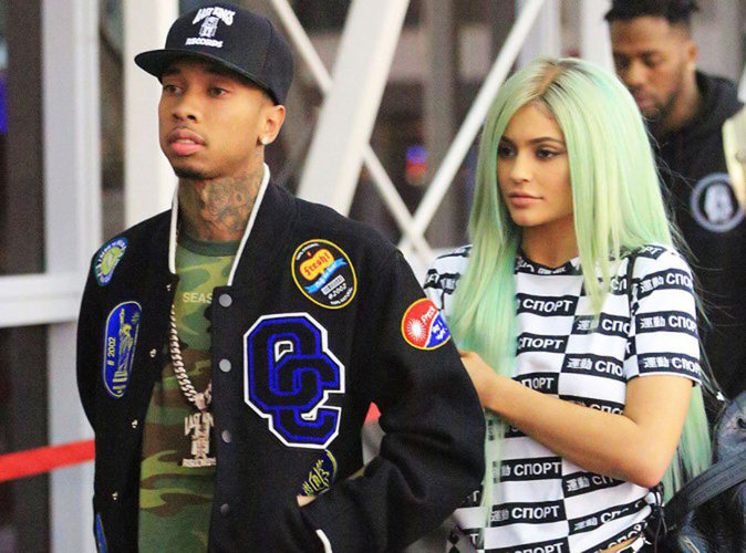 Kylie Jenner : avec Tyga, c'est fini !