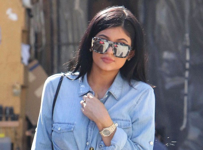Kylie Jenner : face aux accusations, elle nie s'être droguée !
