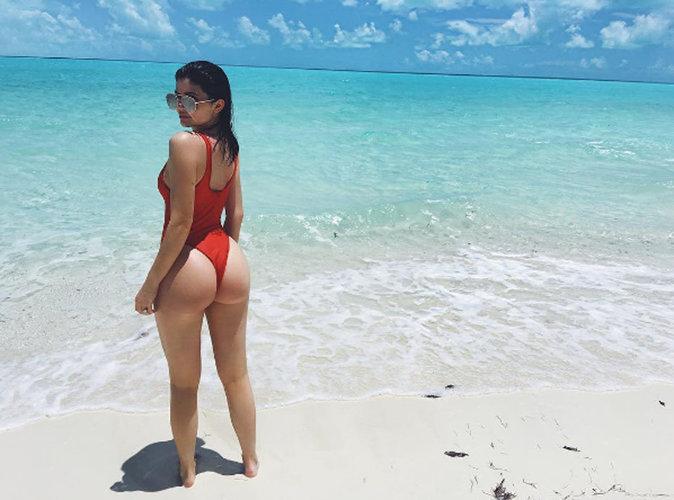 Kylie Jenner : le cliché qui fait mal aux yeux... Et aux fesses !