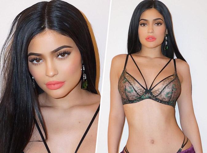 Kylie Jenner : Qui veut le même rouge à lèvres corail ?
