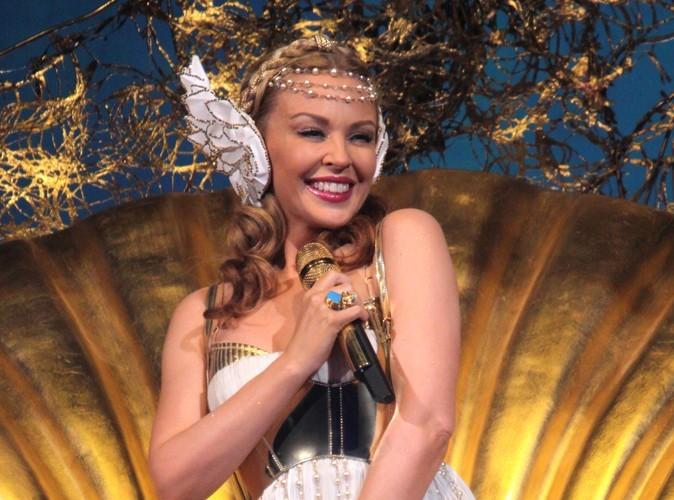 Kylie Minogue : son duo avec un rappeur japonais pour aider les sinistrés !