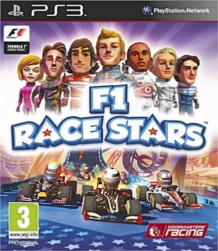 F1 Race Stars, sur PS3. 41 €.