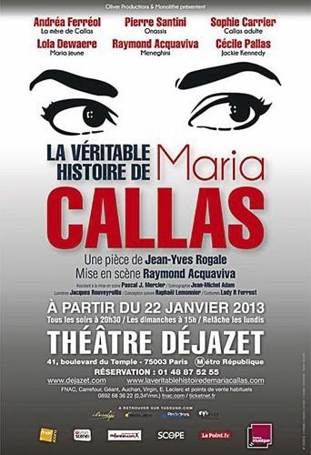 La vie d'une légende : Maria Callas