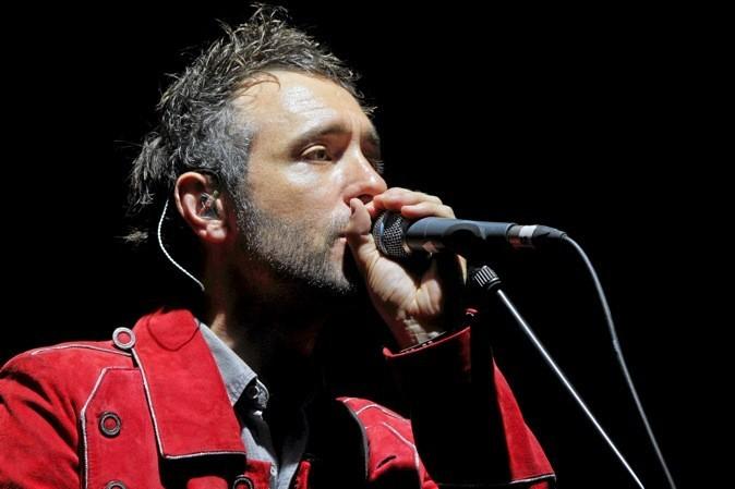 L'interprète de Like a Hobo chante au Cabaret Vert, l'Éco-Festival rock et territoire de Charleville -Mézières