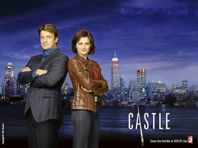 Pour récupérer les 3 épisodes de Castle ratés hier sur France 2