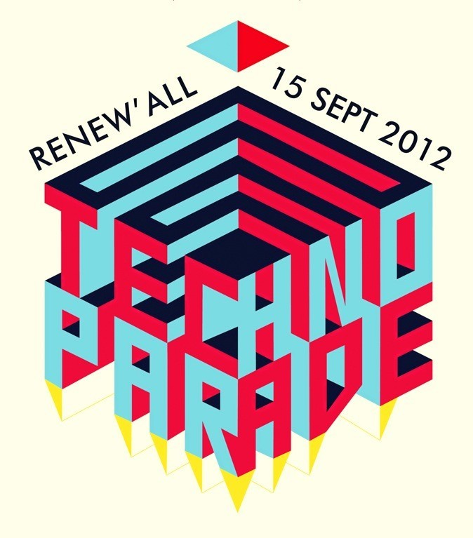 La Technoparade Paris 2012 partira à midi place de la Nation !
