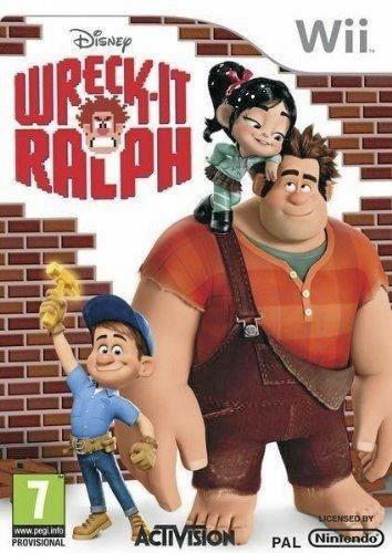 Les mondes de Ralph, Activision, sur Nintendo Wii. 39,90 €.