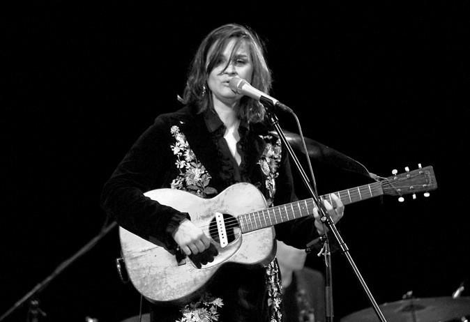 Madeleine Peyroux chante au Jardin de Limur. À partir de 30 €. 0 892 68 36 22.