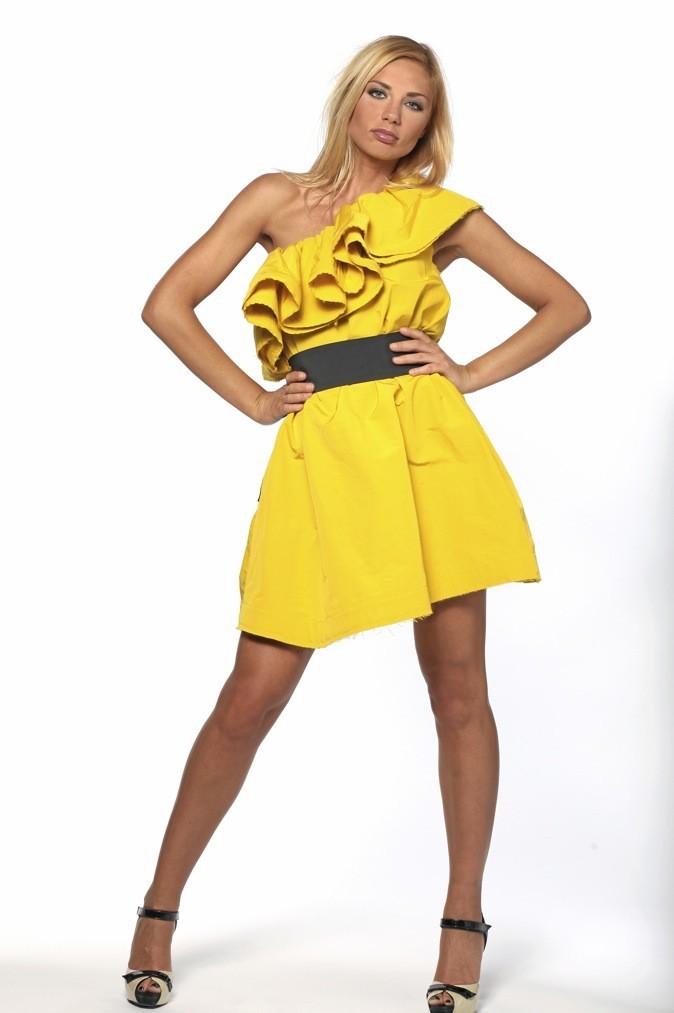 Ariane Brodier, la présentatrice de l'émission !
