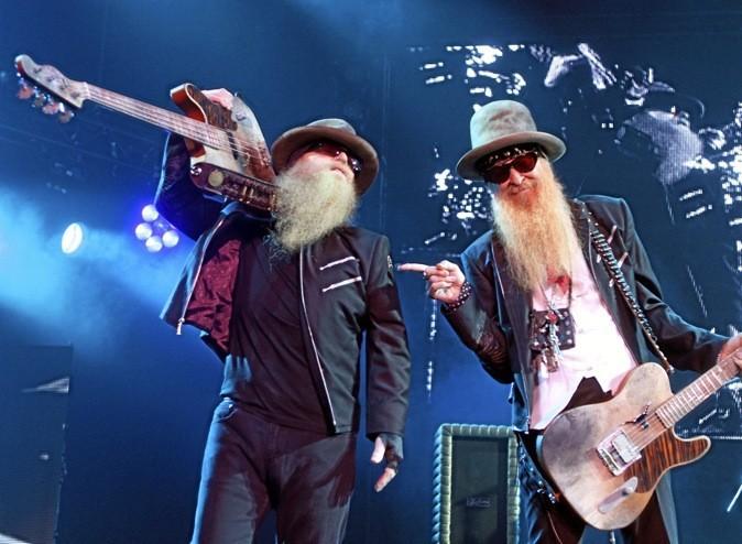 20h : Le retour des barbus ZZ Top ! Les papys du blues-rock vont faire rugir leurs guitares ce soir à l'Olympia.