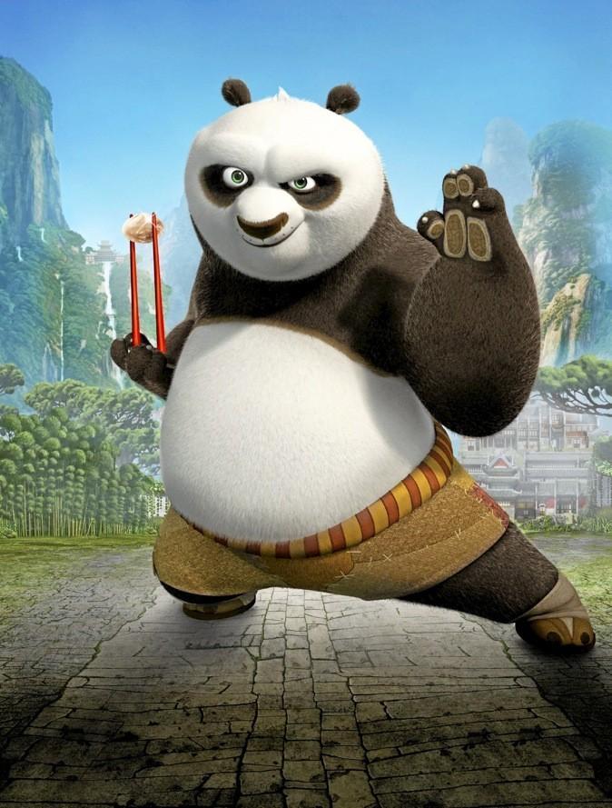 Le film Kung Fu Panda sur Canal + à 20h55 !
