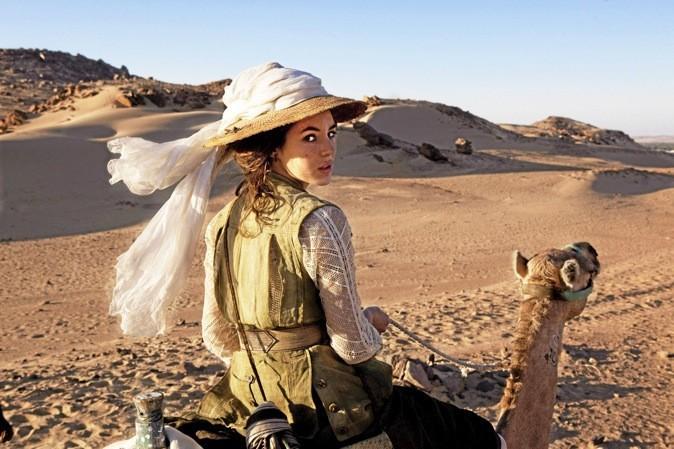 Les aventures extraordinaires d'Adèle Blanc-Sec sur TF1 à 20h50 !
