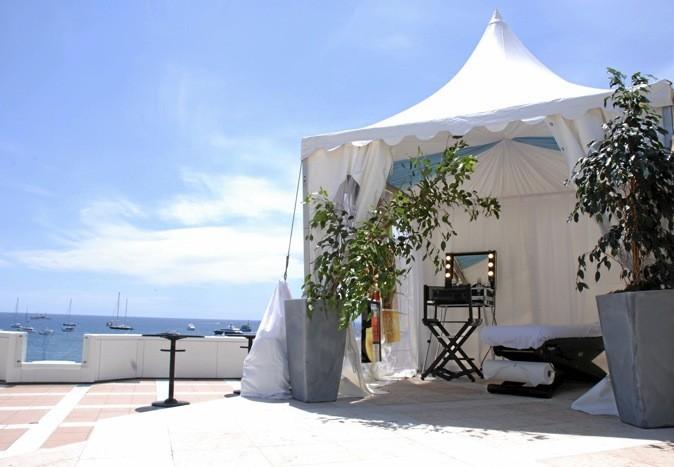 Un vrai moment de bien-être VIP au coeur de l'ef ervescence cannoise. Le Spa des stars, du 16 au 27 mai, sur la plage du Carlton. www.lespadesstars.com
