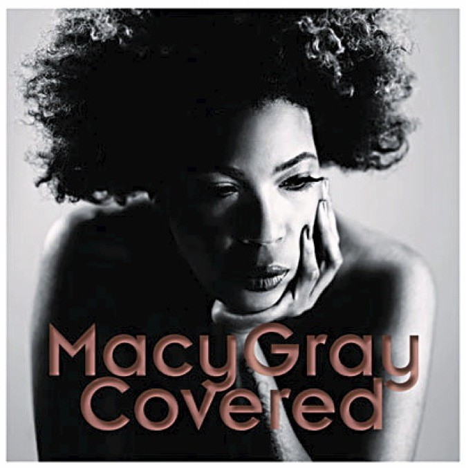 "L'album de MacyGray, ""Covered"". Universal. 17€"