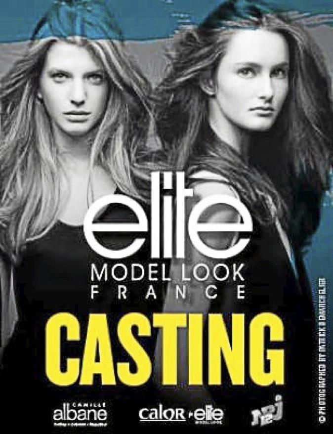 Rendez-vous sur la page Facebook de Elite Casting France 2012. Inscriptions ouvertes jusqu'au 30 juin