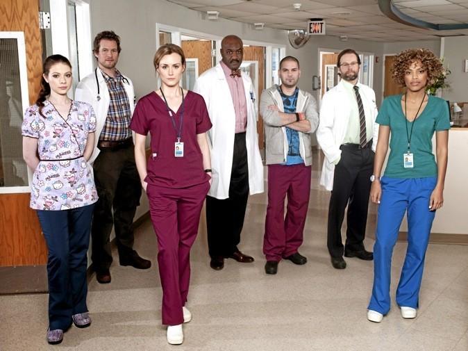 "La série ""Mercy Hospital"" avec Jada Pinkett Smith débarque sur sérieclub à 20h45 !"