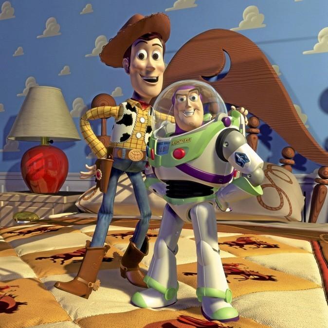 """L'animation """"Toy Story 2"""" sur TF1 à 15h35"""