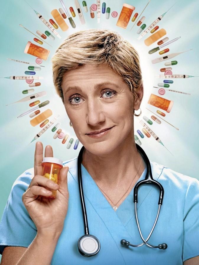 """La série """"Nurse Jackie"""" sur Canal + à 15h25"""