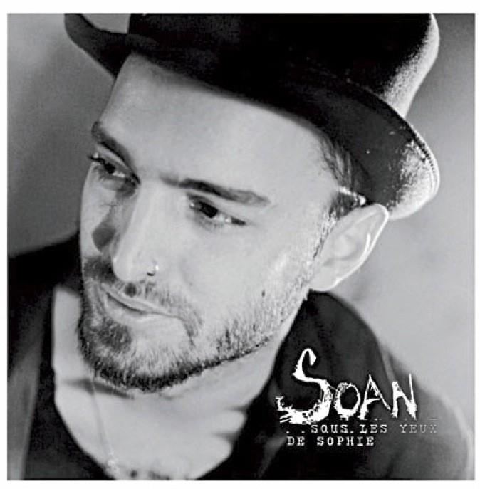 """Soan, l 'ex- vainqueur de """"La Nouvelle Star """"est à La Maroquinerie jusqu'au 10 mai . 23 rue Boyer, 7502 0 Paris , 19h 30."""