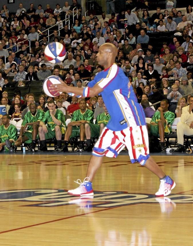 Pour les plus sportifs, les basketteurs de Harlem Globetrotters jouent à Bercy !