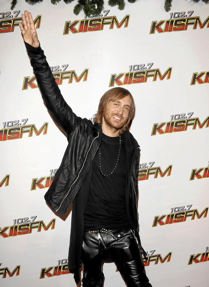 David Guetta est en concert ce samedi à Paris Bercy !
