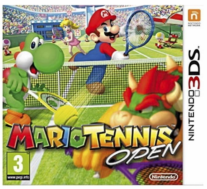 Mario Tennis Open. 40€ !