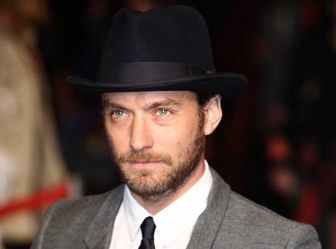 L'agenda du jour : Jude Law en vedette à Paris!