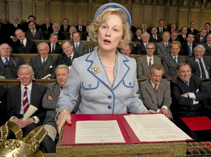 L'agenda du jour : Meryl Streep : une dame de fer plus vraie que nature!