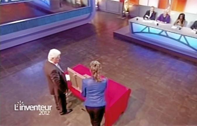 """Les images de la première émission de """"L'inventeur 2012"""" !"""
