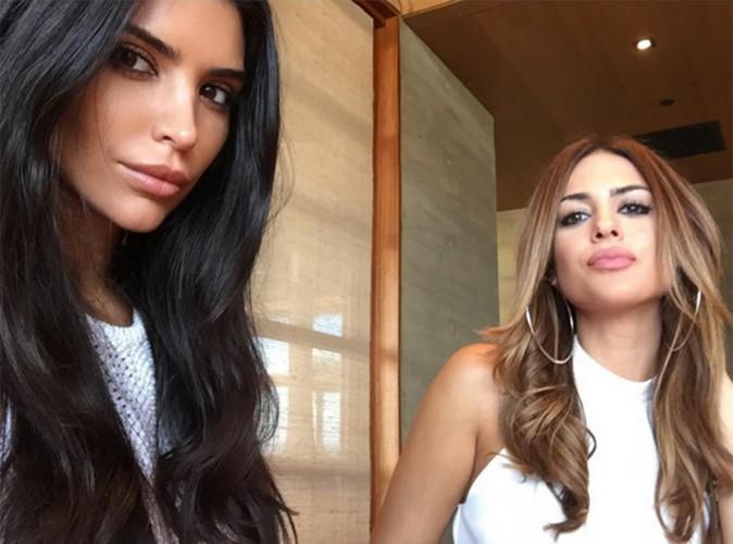 La chérie de Samir Nasri se rapproche de Kim Kardashian !