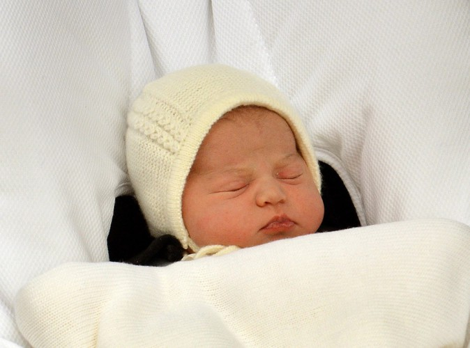 La princesse Charlotte est d�j� pourrie g�t�e !