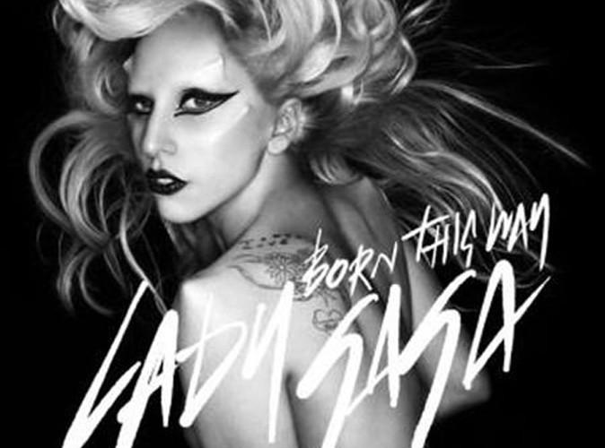 Lady Gaga : découvrez la pochette de Born This Way !