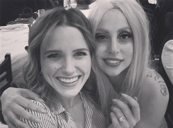 Lady Gaga : elle fête ses fiançailles avec sa copine Sophia Bush !
