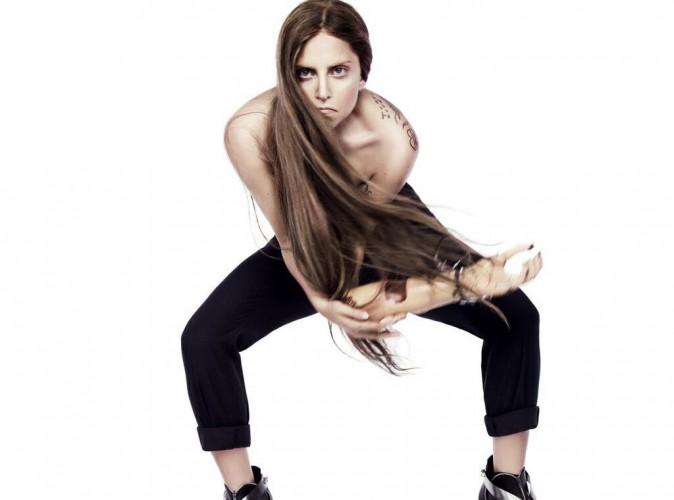 Lady Gaga : elle perd un bras !