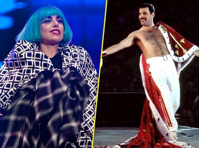 Lady Gaga : elle pourrait remplacer Freddie Mercury au sein de Queen ?