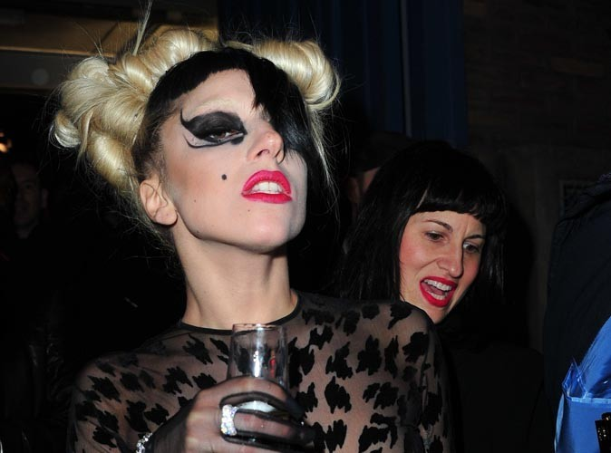 Lady Gaga : elle vit toujours dans son studio new yorkais !
