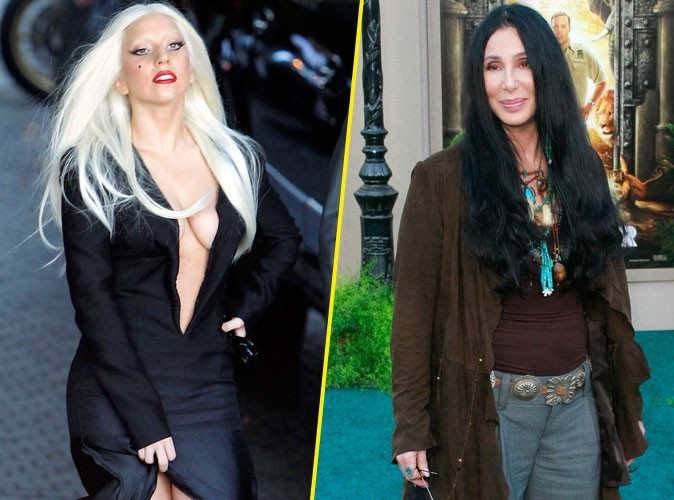 Lady Gaga et Cher : découvrez le titre sur lequel elles vont poser ensemble !