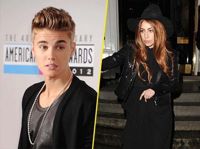 Lady Gaga et Justin Bieber : la guerre des followers aura bien lieu !