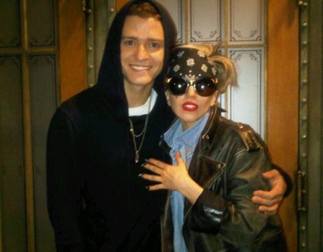 Lady Gaga et Justin Timberlake se rapprochent sérieusement !