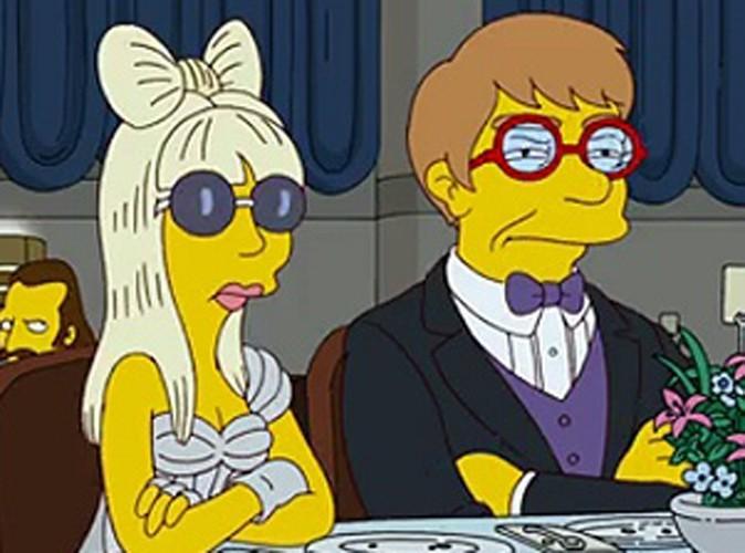 Lady Gaga : invitée spéciale des Simpsons !