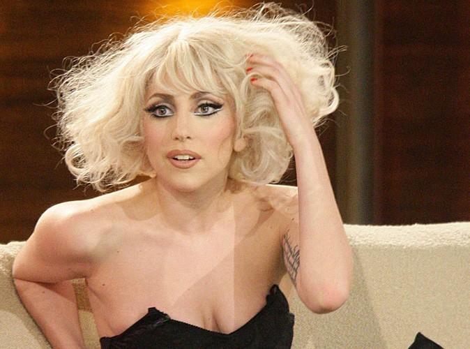 """Lady Gaga : """"Je n'ai jamais fait de chirurgie esthétique"""" !"""