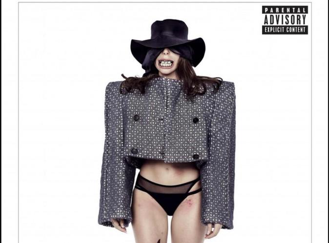 Lady Gaga : macabre et cadavérique pour la couverture de son single !